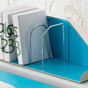 COMF-PRO Leather Bookshelf